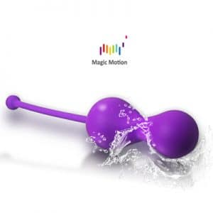 Smart Kegel Master Balls Magic Motion sextoy féminin