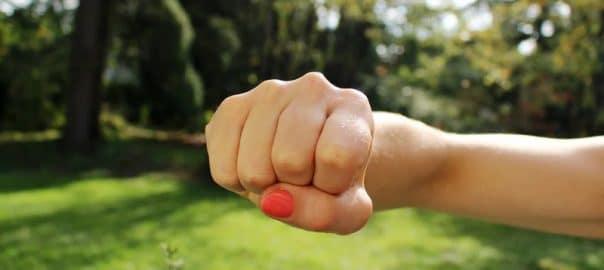 pratique fist fucking